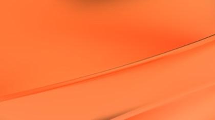 Orange Diagonal Shiny Lines Background Vector Illustration