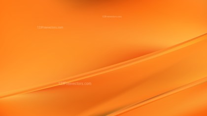 Orange Diagonal Shiny Lines Background Vector Art
