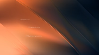Abstract Orange and Black Diagonal Shiny Lines Background