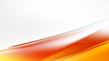 Abstract Orange and White Diagonal Shiny Lines Background