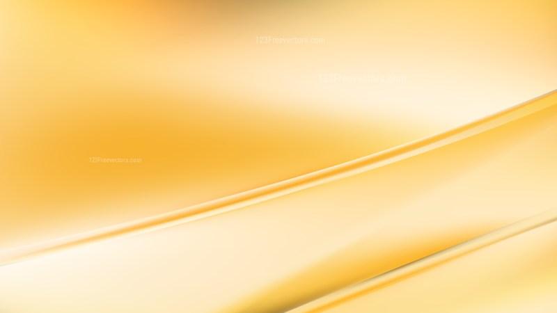 Orange and White Diagonal Shiny Lines Background Vector Illustration