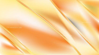 Orange and White Diagonal Shiny Lines Background