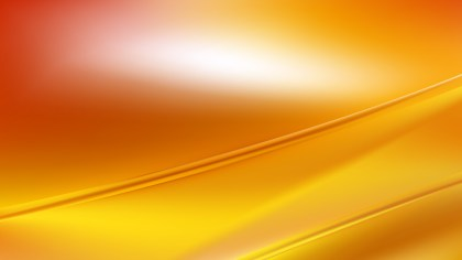 Abstract Orange and Yellow Diagonal Shiny Lines Background Design Template