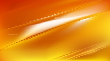 Abstract Orange and Yellow Diagonal Shiny Lines Background Illustration