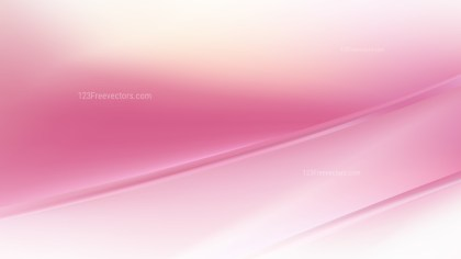 Abstract Pink and White Diagonal Shiny Lines Background