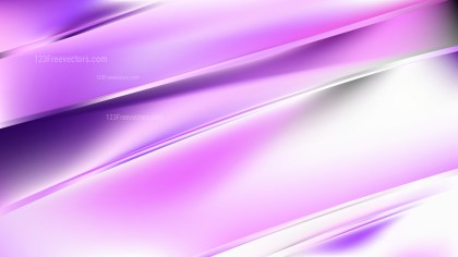 Purple and White Diagonal Shiny Lines Background Vector Art