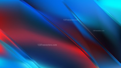Abstract Red and Blue Diagonal Shiny Lines Background