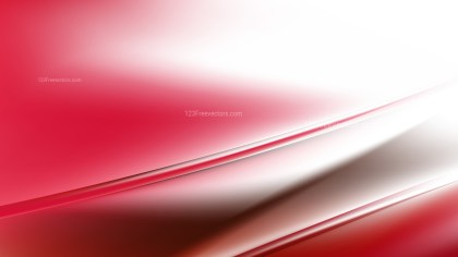 Abstract Red and White Diagonal Shiny Lines Background Design Template