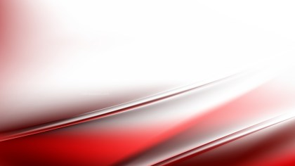 Red and White Diagonal Shiny Lines Background