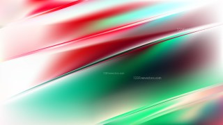 Red Green and White Diagonal Shiny Lines Background