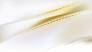 Abstract White and Gold Diagonal Shiny Lines Background Vector Image