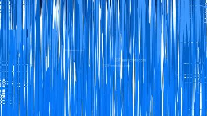 Blue Vertical Lines and Stripes Background Vector Illustration
