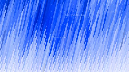 Abstract Blue Diagonal Lines and Stripes Background