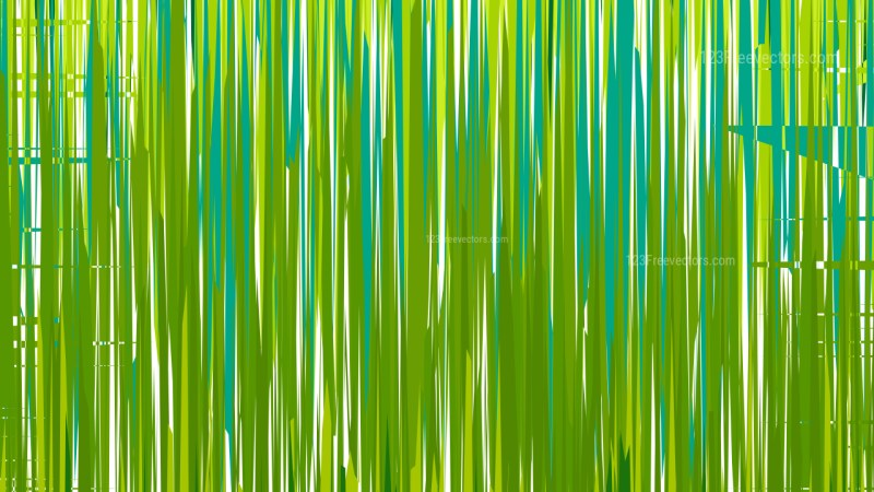 Blue and Green Vertical Lines and Stripes Background