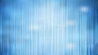 Blue and White Abstract Vertical Lines Background Design