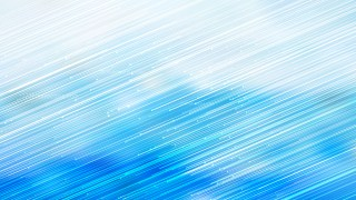 Shiny Blue and White Diagonal Lines Abstract Background Graphic