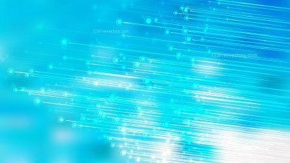 Blue and White Glowing Diagonal Lines Abstract Background