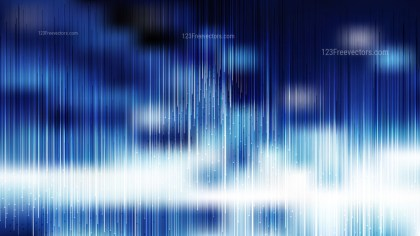 Blue Black and White Abstract Vertical Lines Background Graphic