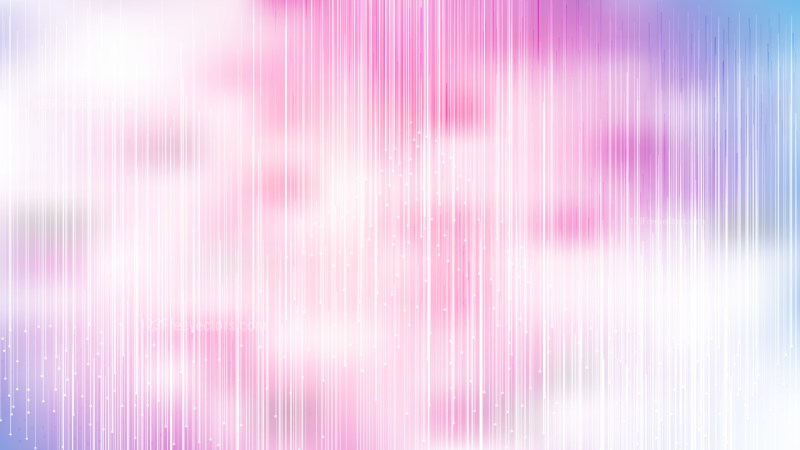 Blue Purple and White Abstract Vertical Lines Background Vector