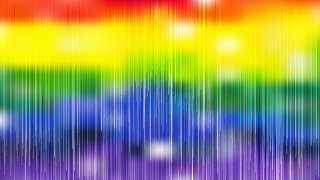 Colorful Abstract Vertical Lines Background