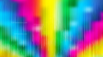 Abstract Colorful Vertical Lines Background