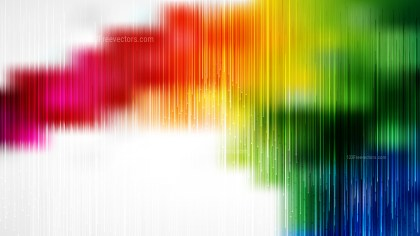 Abstract Colorful Vertical Lines Background Vector Graphic