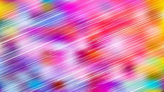 Shiny Colorful Diagonal Lines Abstract Background