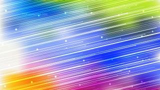 Shiny Colorful Diagonal Lines Background Illustration