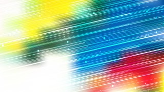 Abstract Shiny Colorful Diagonal Lines Background