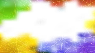 Abstract Crossing Random Lines Colorful Background