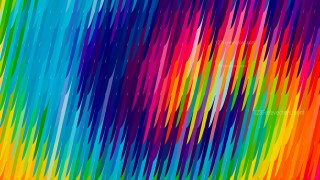 Abstract Colorful Diagonal Lines and Stripes Background Image