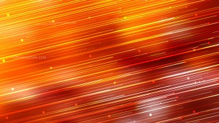 Abstract Shiny Dark Orange Diagonal Lines Background