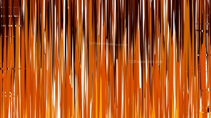 Abstract Dark Orange Vertical Lines and Stripes Background Illustration