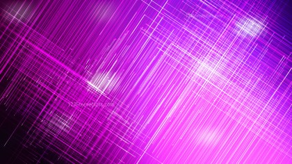 Dark Purple Intersecting Shiny Lines Abstract Background