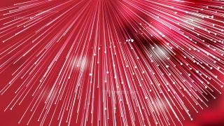 Shiny Dark Red Radial Burst Lines Background