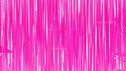 Abstract Fuchsia Vertical Lines and Stripes Background Vector Art