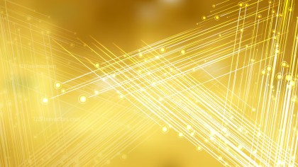 Abstract Gold Shiny Crossing Lines Background