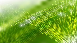 Shiny Green Crossing Lines Background