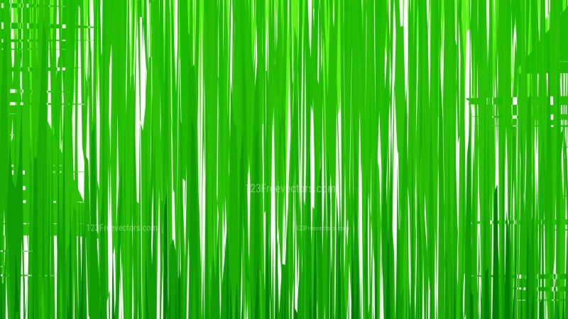 Green Vertical Lines and Stripes Background