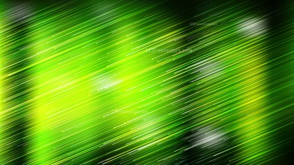 Shiny Green and Black Diagonal Lines Abstract Background