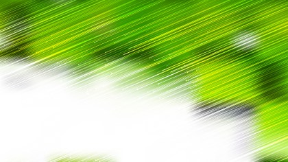 Shiny Green and White Diagonal Lines Abstract Background