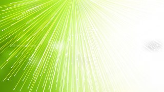 Abstract Green and White Radial Lines Background