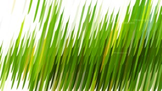 Abstract Green and White Diagonal Lines and Stripes Background