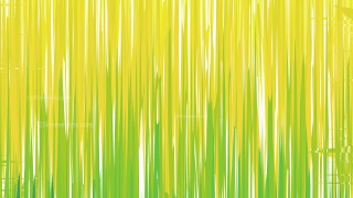 Green and Yellow Vertical Lines and Stripes Background Vector Illustration