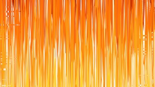 Orange Vertical Lines and Stripes Background