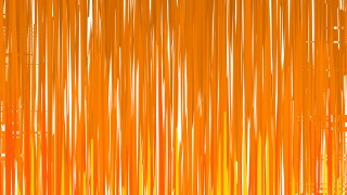 Orange Vertical Lines and Stripes Background Vector Art
