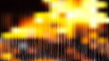 Orange and Black Abstract Vertical Lines Background