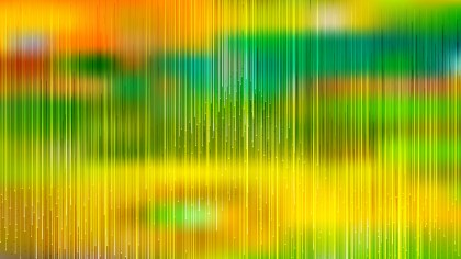 Abstract Orange and Green Vertical Lines Background