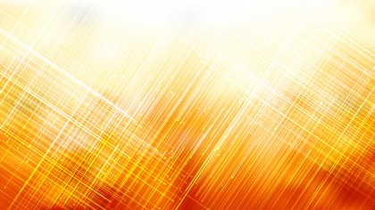 Abstract Orange and White Intersecting Lines Background