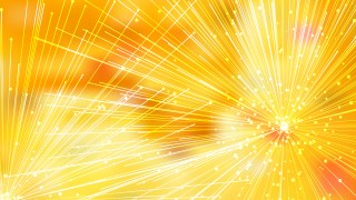 Abstract Dynamic Irregular Lines Orange and White Background